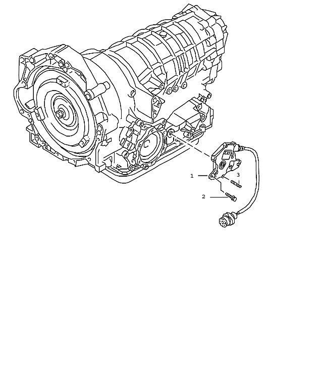 Porsche Boxster (986) Tiptronic Selector switch 1997-04
